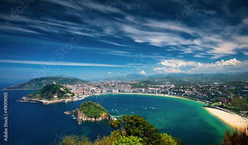 Fotografie, Obraz  San Sebastian, Spain