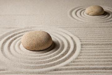Fototapeta na wymiar Mini zen garden
