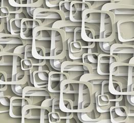 Fototapeta square pattern
