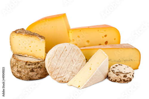 In de dag Zuivelproducten cheese