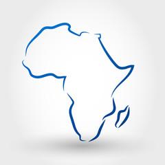 Fototapeta africa