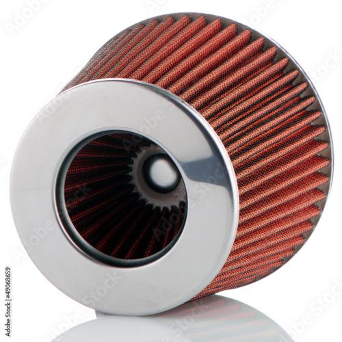 Fotografía  Air cone filter