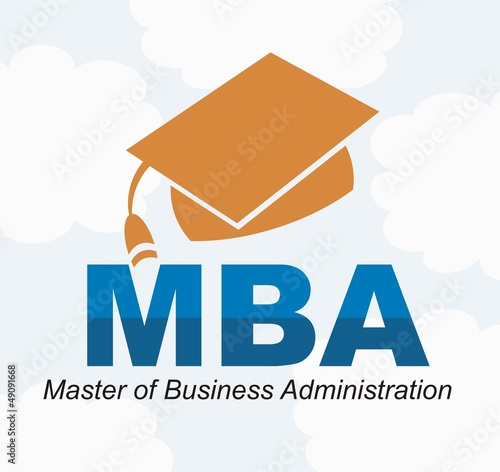 Photo  MBA (master of business administration)