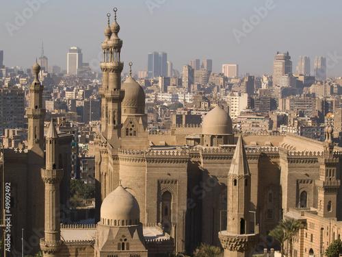 Mosque Al Rifai in Cairo