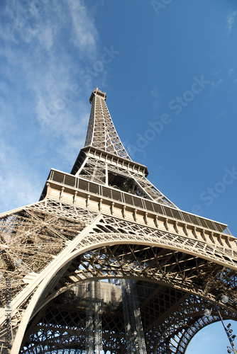 Fototapety, obrazy: View on Eiffel Tower, Paris, France
