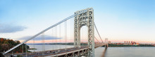 George Washington Bridge Panorama
