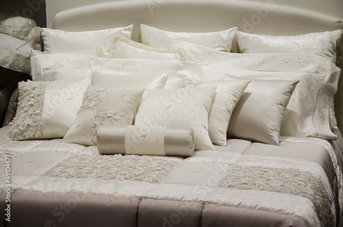 Fotografie, Obraz  letto, cuscino