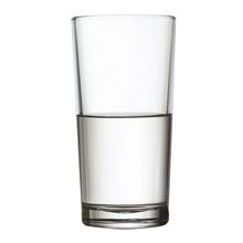 Tall Half Full Glass Of Water ...