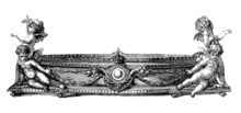 Silversmith's Masterpiece - Table Deco - 19th Century