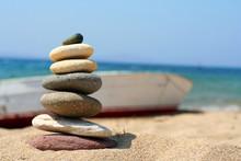 Zen Style Stones