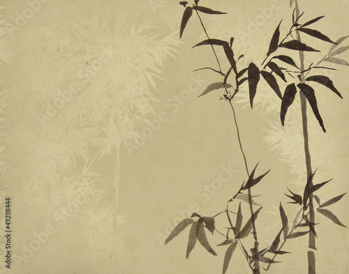 japonski-bambus-w-starym-stylu