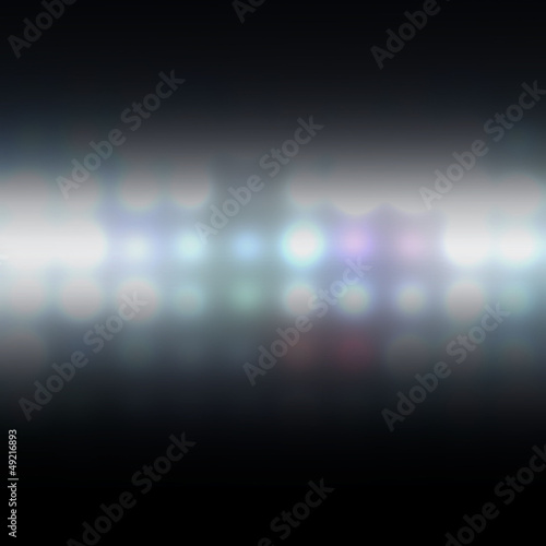 In de dag Theater abstract background dots