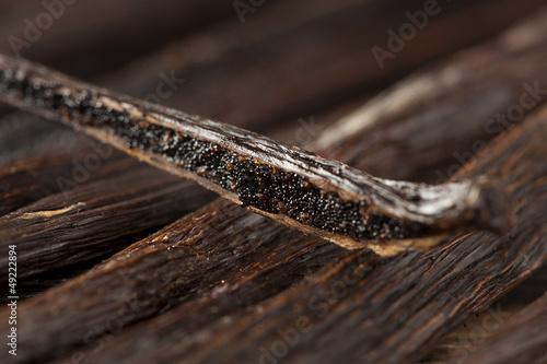 Cuadros en Lienzo Fresh Brown Organic Vanilla Bean