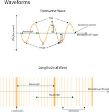 Transverse And Longitudinal Wa...