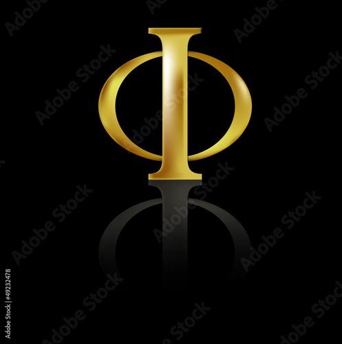 Photo  logo phi