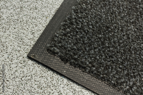 Obraz Industrial Dust mat - fototapety do salonu