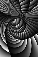 Fototapeta3D Abstract Spiral