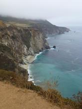 Steilküste Am Highway No 1