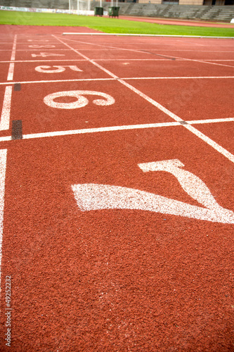 Photo  Pista de atletismo