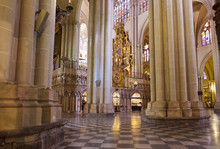 Interior Of Cathedral In Toled...