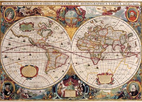 Recess Fitting World Map .World map