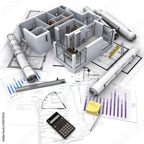 Fototapeta na wymiar Real Estate investment