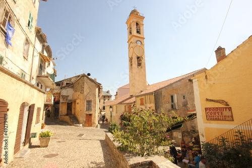 Fotografie, Obraz  Corte - Korsika