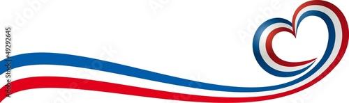 Fotomural Banner USA