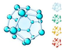 Molecular Dodecahedron