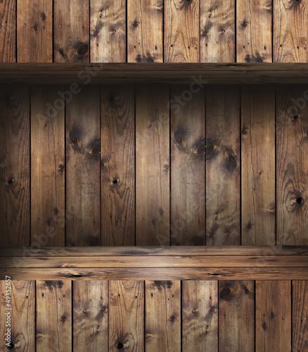 polka-z-drewna
