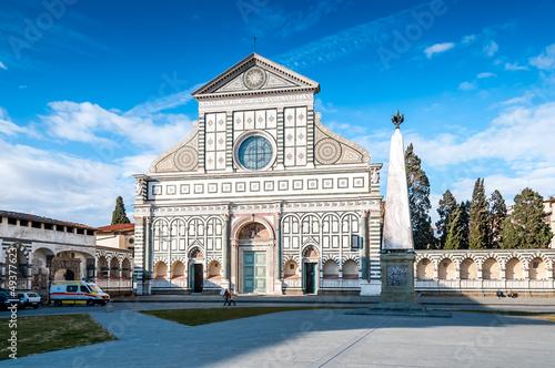 Papiers peints Paris Santa Maria Novella à Florence 2