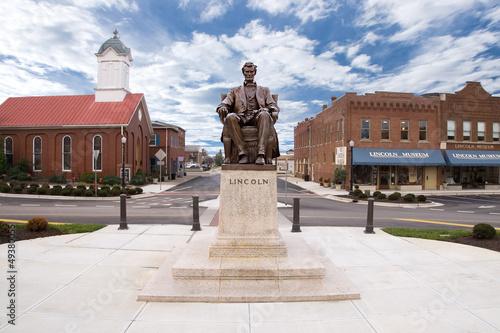 Fotografia  Abraham Lincoln Birthplace - Hodgenville Kentucky