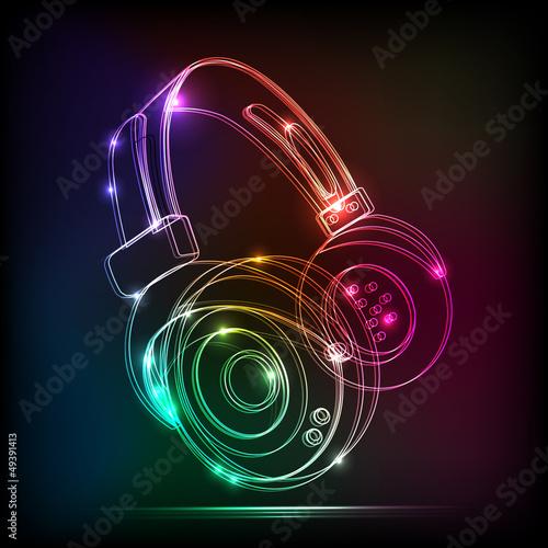 wektor-neonowe-sluchawki-muzyka-grunge