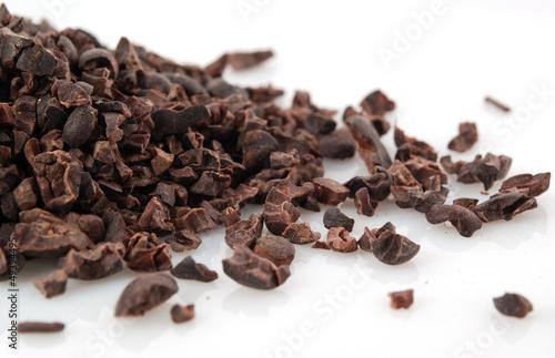 Keuken foto achterwand Koffiebonen cocoa