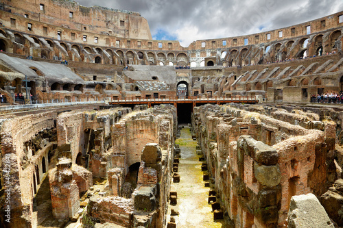 Fotografie, Obraz  The Colosseum