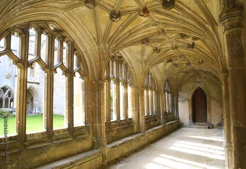 Photo Lacock Abbey, Lacock, Chippenham, Wiltshire