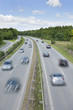 Autobahnfahrt
