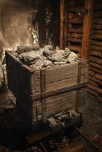 Coal Mine Cart