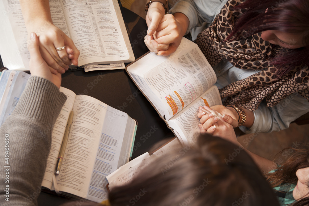 Fototapety, obrazy: Women Bow And Pray
