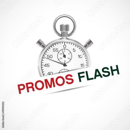 Fotografía  promo flash