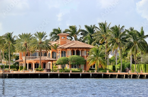 Fotografia, Obraz  Luxury home
