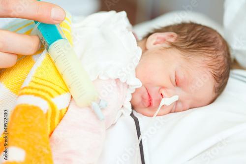 Fotografija premature infant