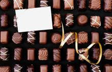 Chocolates And Card
