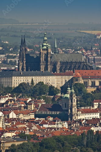 Poster Cracovie Prague castle