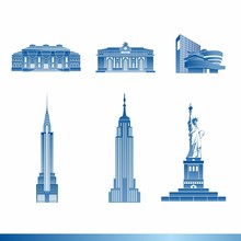 Famous Buildings Of The United...
