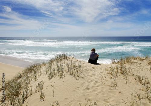 Foto-Rollo - strandspaziergang (von Friedberg)