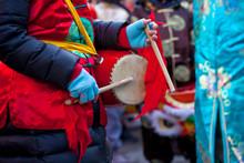 Chinese New Year Parade In Milan