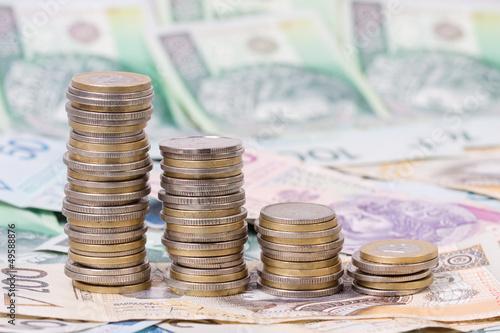 Fototapeta Siła pieniędzy obraz