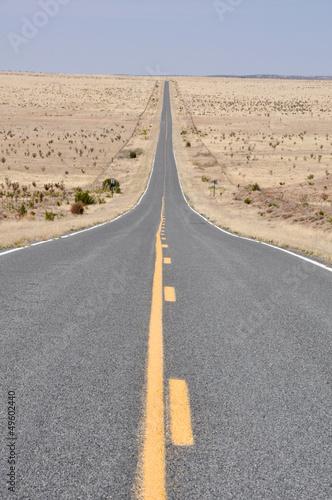 droga-na-pustyni-w-nowym-meksyku