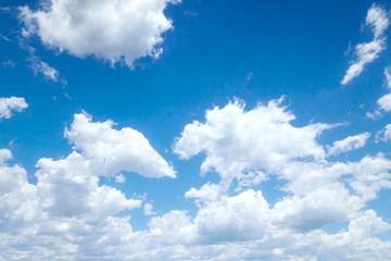Fototapeta blue sky